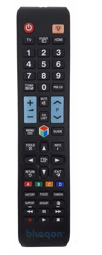 Universele afstandsbediening Samsung TV - Blueqon RQ-S1A - Blueqon