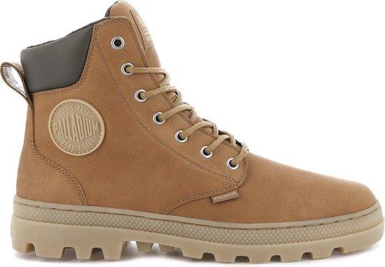 Palladium Pallabosse SC WP Waterproof M 05938-751-M Heren Laarzen Boots Schoenen Bruin - Maat EU 47 UK 12