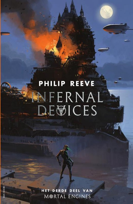 Mortal Engines 3 - Infernal Devices - Philip Reeve |