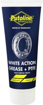 Putoline White Action Grease + PTFE Smeervet voor wiellagers