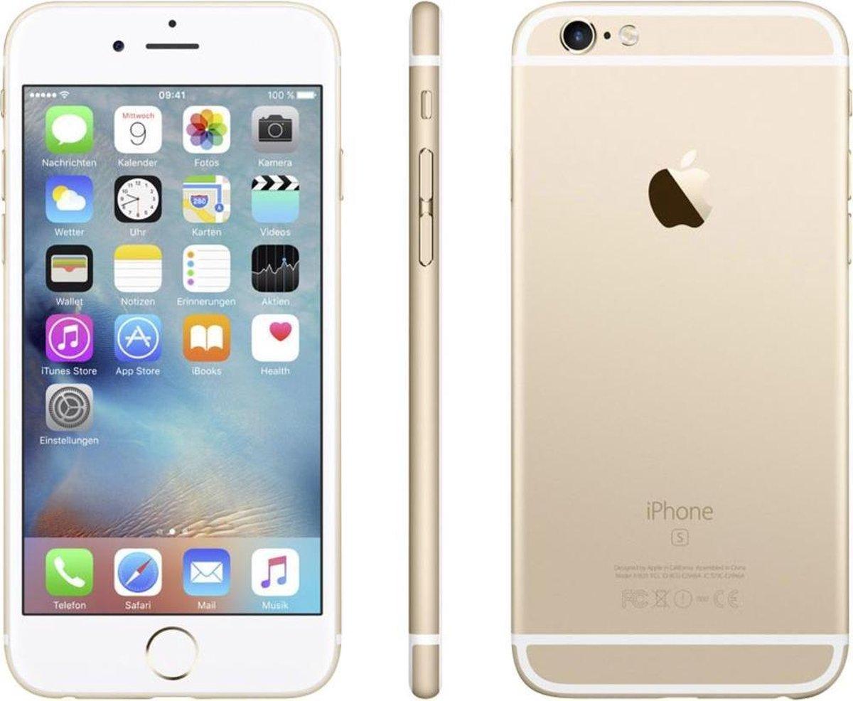 Apple iPhone 6s - Refurbished door Mr.@ - A grade (Zo goed als nieuw) - 128GB - Goud