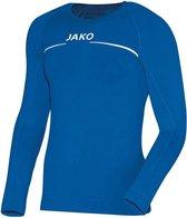 Jako Comfort Thermo Shirt - Thermoshirt  - blauw kobalt - S