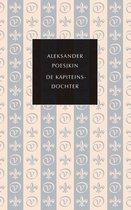 Boek cover De kleine Russische bibliotheek  -   De kapiteinsdochter van Aleksander Poesjkin