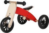 Bandits and Angels Smart bike 4in1 Rood - Loopfiets