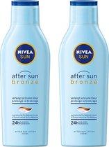 Nivea Sun After sun Bronze Lotion - 2 x 200 ml