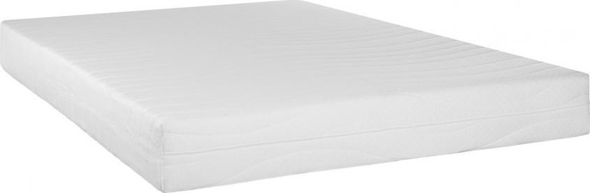 Trendzzz® Matras 130x190 cm Comfort Foam 20cm - Bed4less