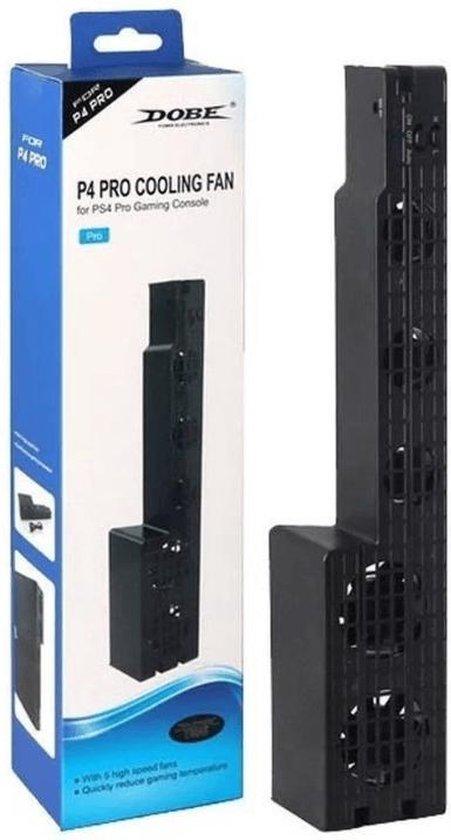 PS4 Pro Cooling Fan USB gaming console - Ventilator voor PS4 Pro - NIET VOOR PS4 - Levay