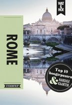 Boek cover Rome van Wat & Hoe Stedentrip