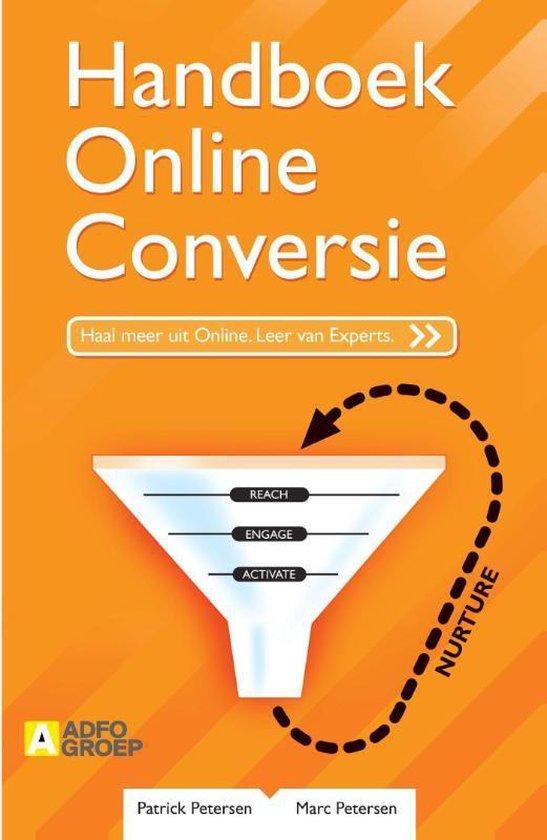Handboek online conversie - Patrick Petersen |