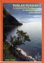 Boek cover Ruslan Russian 3. With free audio download van John Langran