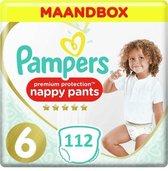 Pampers Premium Protection Pants Luierbroekjes - Maat 6 - 112 stuks