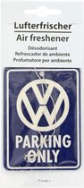 Volkswagen Parking Only Air Freshener - Fresh