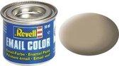 Revell verf voor modelbouw mat beige kleurnummer 89