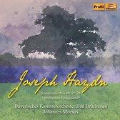 Joseph Haydn ''Wallerstein Symphonies''