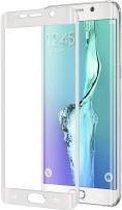 Celly GLASS491WH schermbeschermer Galaxy s6 edge 1 stuk(s)