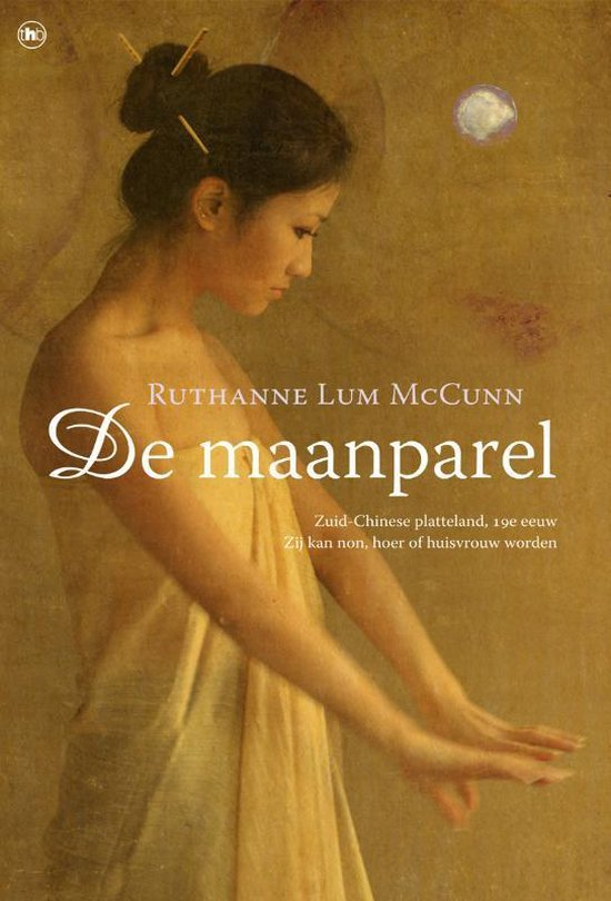 Cover van het boek 'De maanparel' van R.L. McCunn