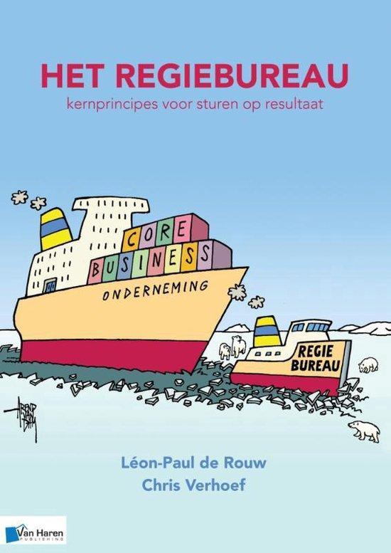 Het regiebureau - Leon-Paul de Rouw Chris Verhoef  