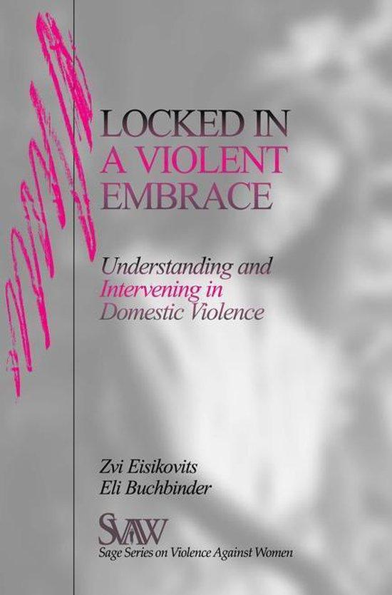 Omslag van Locked in A Violent Embrace