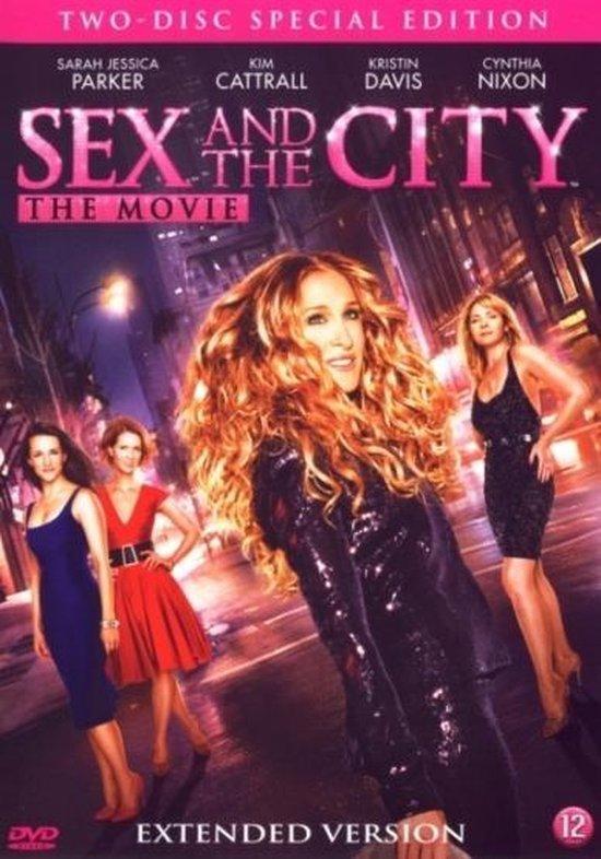 Cover van de film 'Sex And The City'
