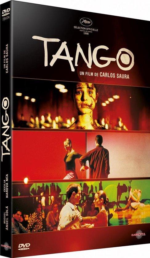 Cover van de film 'Tango'