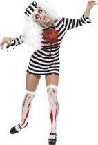""""""" Zombie vrouw gevangene Kostuums voor Halloween - Verkleedkleding - Medium"""""""