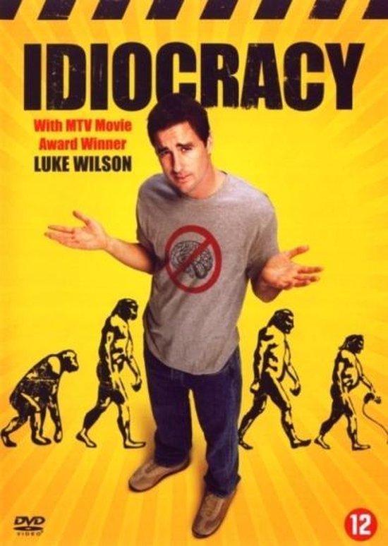 Cover van de film 'Idiocracy'