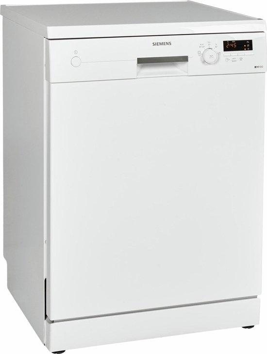 Siemens SN215W02AE iQ100 - Vrijstaande vaatwasser - Wit
