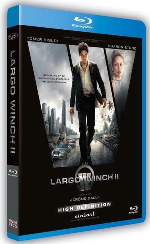 Cover van de film 'Largo Winch 2: The Birma Conspiracy'