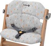 Safety 1st Timba Comfort Stoelverkleiner - Kussen voor Timba Kinderstoel - Warm Grey