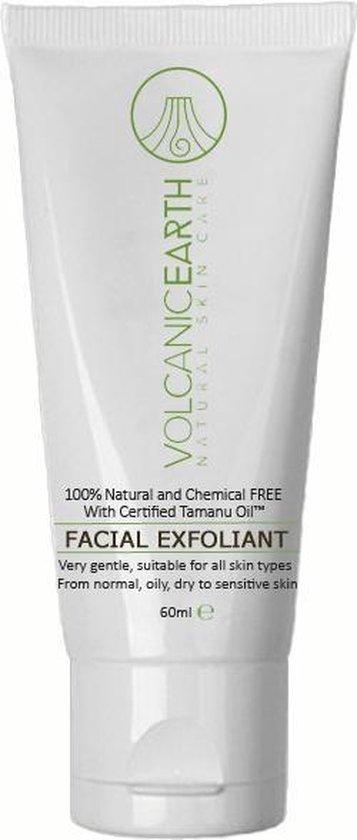 VolcanicEarth Facial Exfoliant (gezichtsexfoliant)