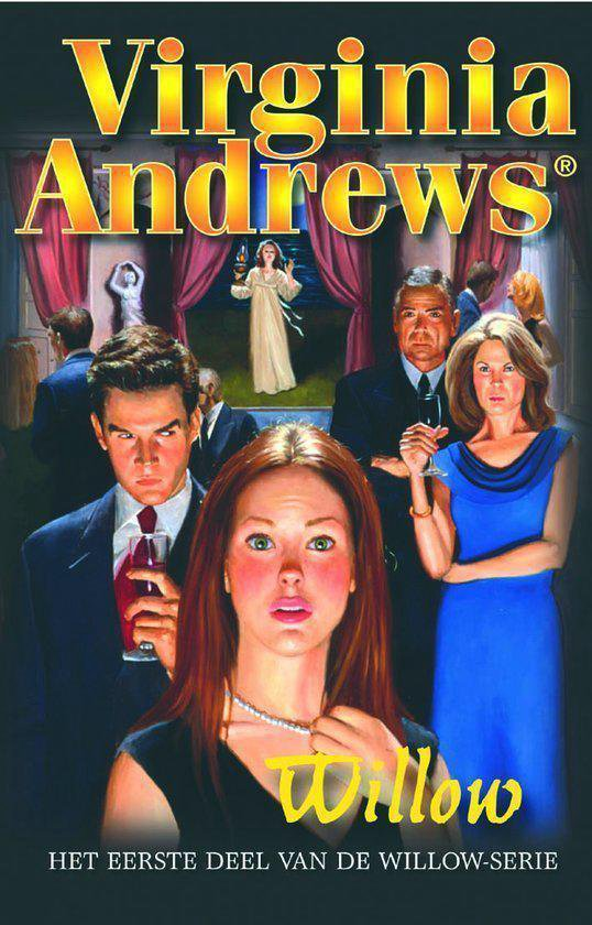 Willow-serie 1 Willow - V. Andrews |