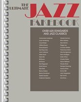 Boek cover The Ultimate Jazz Fake Book C Edition van Hal Leonard Publishing Corporati (Paperback)