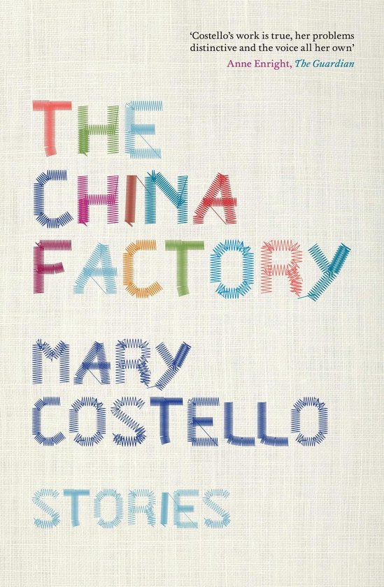 Omslag van The China Factory