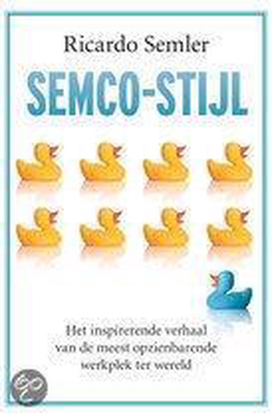 Semco-Stijl - Ricardo Semler |