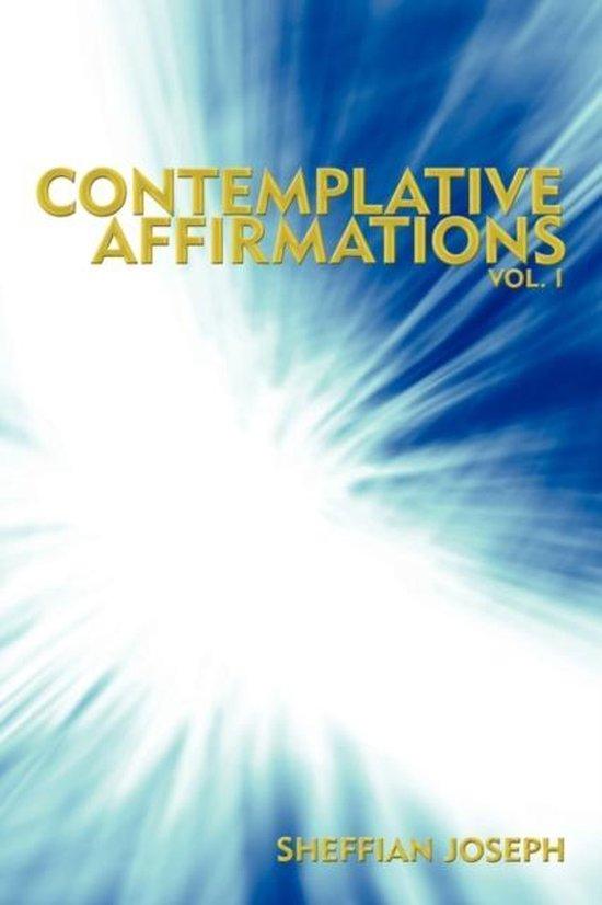 Contemplative Affirmations