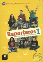 Reporteros 1 tekstboek