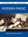 Modern Magic - The Original Classic Edition