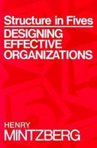 Structure in fives: designing effective organizations
