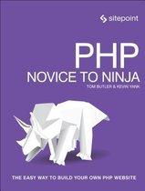 PHP & MySQL - Novice to Ninja, 6e