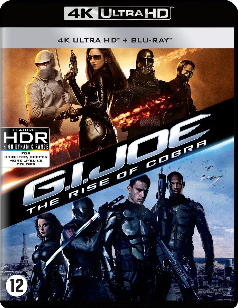 G.I. Joe: The Rise of Cobra (4K Ultra HD Blu-ray)-