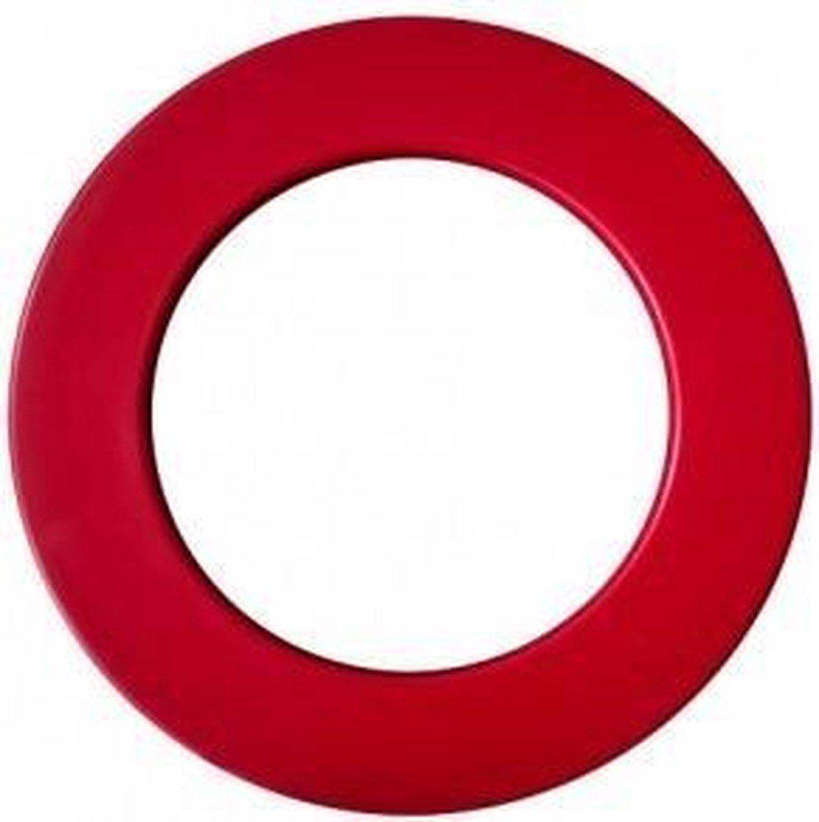 Bull's Dartbord Surround Ring rood