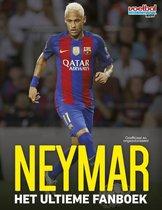Boek cover Neymar van Nick Callow