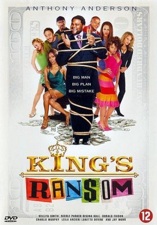 Cover van de film 'King's Ransom'