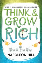 Boekomslag van 'Think and Grow Rich'
