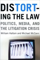 Omslag Distorting the Law