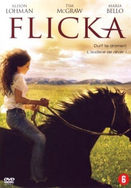 Cover van de film 'Flicka'