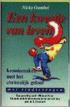 Boek cover Een Kwestie Van Leven van N. Gumbel