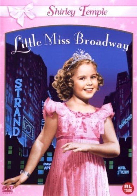 Cover van de film 'Little Miss Broadway'