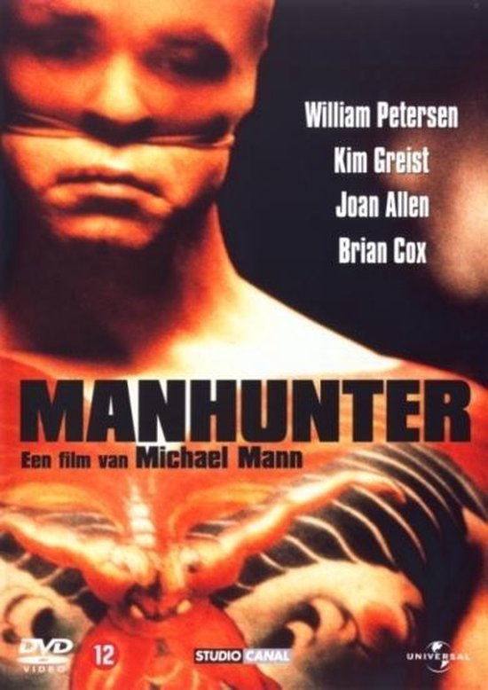 Cover van de film 'Manhunter'