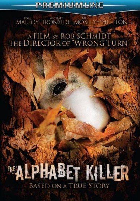 Cover van de film 'Alphabet Killer'